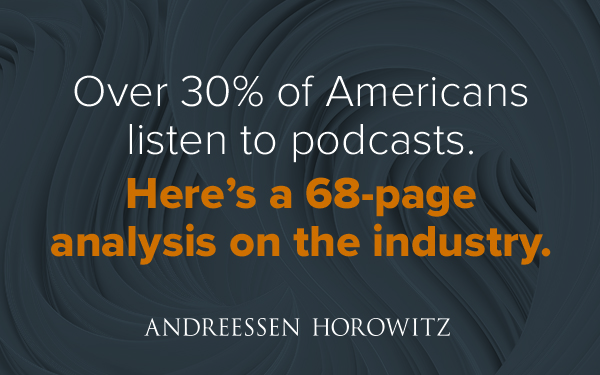 Learn all there is to know about podcasts