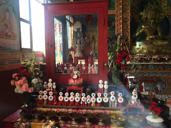Vajra Claw Puja at Vajra Varahi Monastery