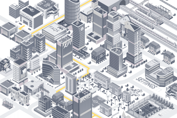 Your web applications should be designed like cities.