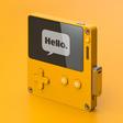 Playdate. Panic's New Handheld Gaming System