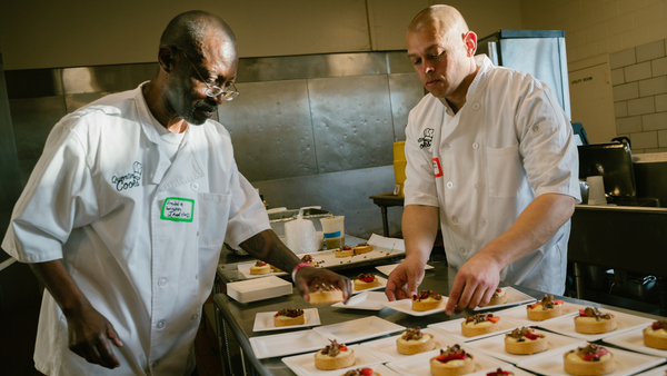 San Quentin to the kitchen: inside the prison program staffing Northern California restaurants   The Sacramento Bee