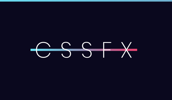 CSSFX — Copy beautifully simple CSS effects