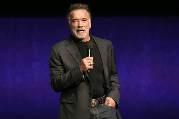 Arnold Schwarzenegger helps 102-year-old woman evicted from California home