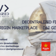 Introduction to Decentralized Finances & Origin Marketplace (+DAI giveaway)