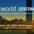 Early Registration Deadline June 7  |  AI World Government