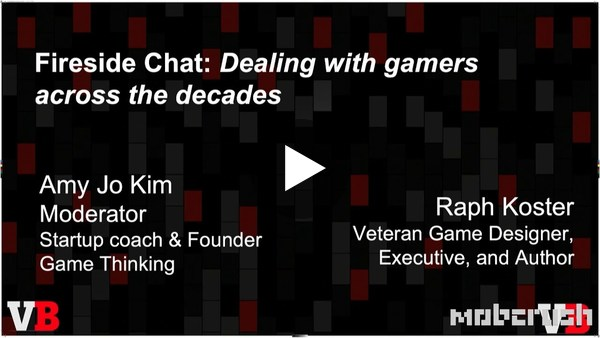 Raph Koster has worked on groundbreaking online games such as Ultima Online and Star Wars: Galaxies -- MMORPGs with huge, vocal communities. He talks about what he learned about dealing and interacting with them.