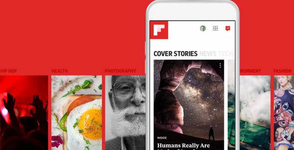 If you've ever used Flipboard, change your password right now