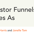 Investor Funnels for Series As – Y Combinator