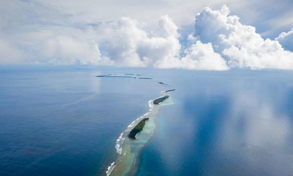 Tuvalu: Wie ein kleines Archipel zusehends im Meer versinkt