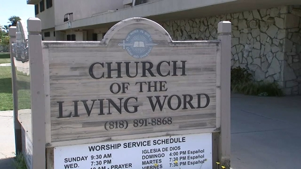 Women claim they were abused by church leaders at SoCal's Church of the Living Word | abc7.com