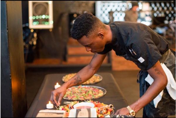 Chef Solomon Johnson