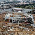 SoFi Close to Putting Its Name on LA Football Stadium - Bloomberg
