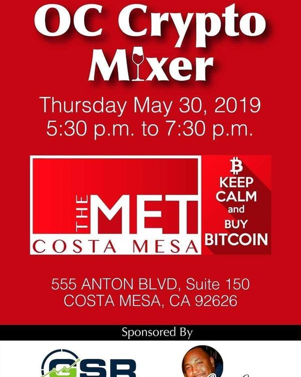 Costa Mesa Crypto Mixer Today