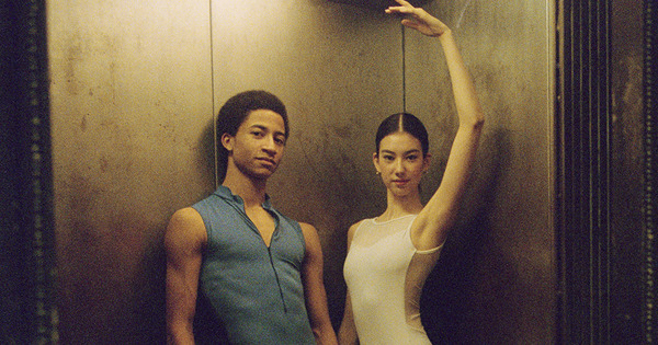 Olivia Bee Photographs the American Ballet Theater