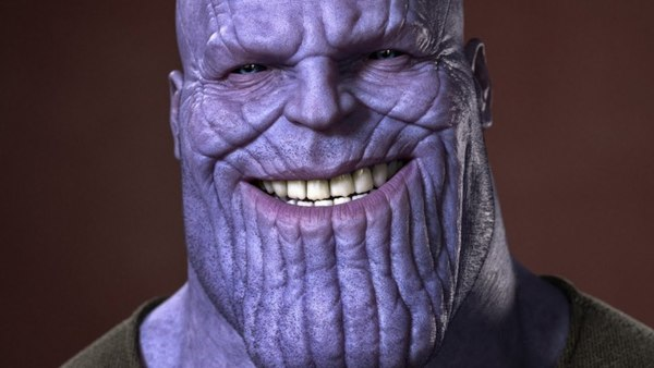 This Is How They Transform Josh Brolin Into Thanos