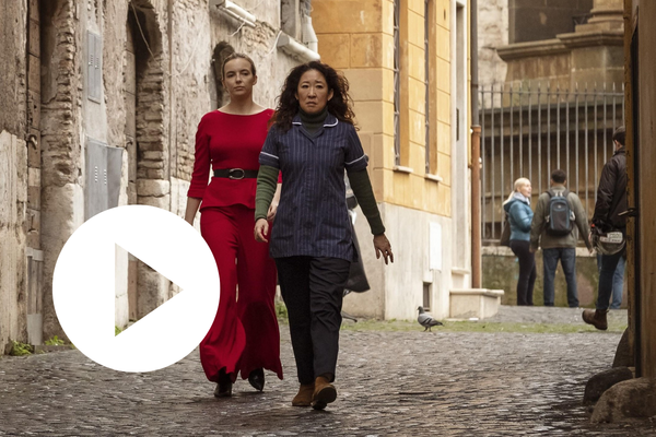 Review — 'Killing Eve' T2 (ep.85)