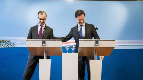 Presentatie doorrekening klimaatakkoord uitgesteld onder druk van Rutte