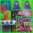 Panic Lab - vormen en kleuren veranderen razendsnel. Focus! - Pen en Pion