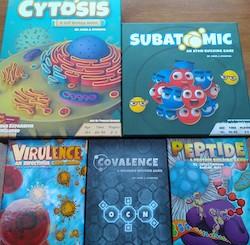 Zo worden biologie en scheikunde heeeeeel erg leuk.