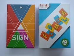 Dutch Design! Sign (TheMountanMen.nl) en Formula (Formulagames.eu)