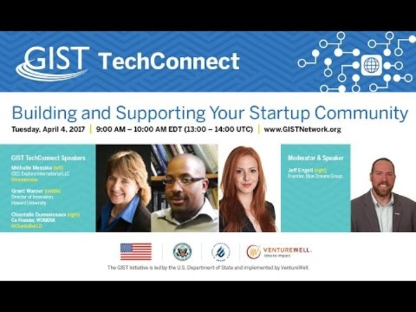 Startup Communities - Where to Find Them and How to Get Involved