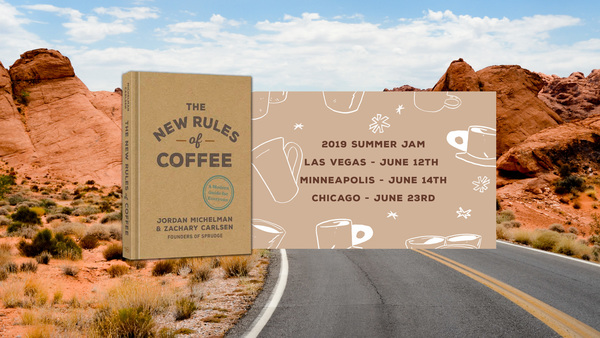 The New Rules Of Coffee: New Tour Dates Added In Chicago, Las Vegas and MPLS