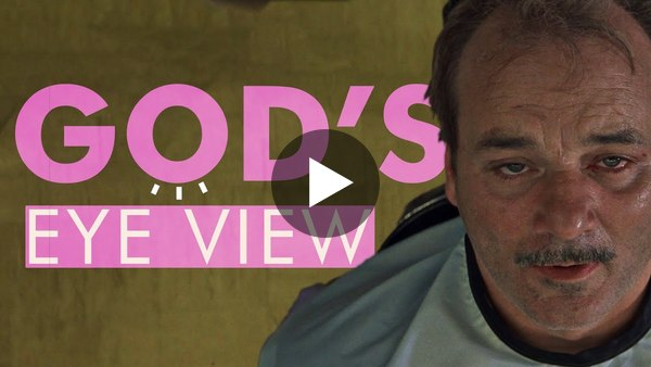 How Wes Anderson uses the God's Eye Shot