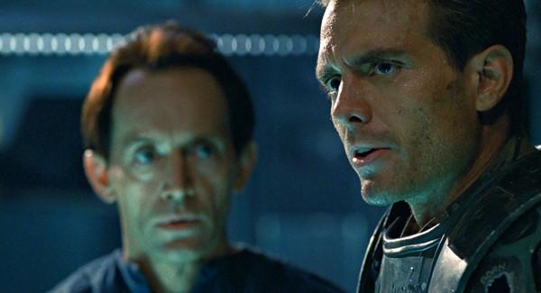 Droppet Alien 3-manuskript som lydbog