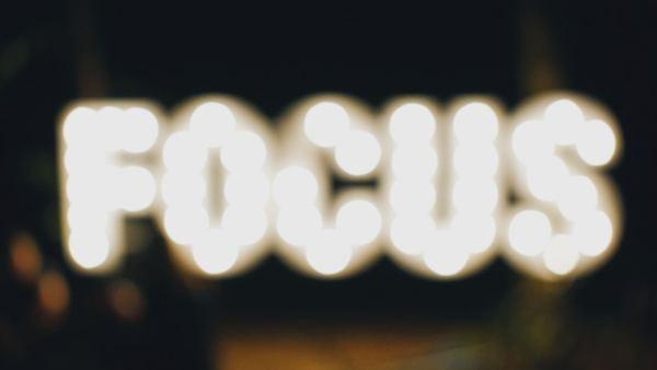 Focus - Credit: Stefan Cosma on Unsplash