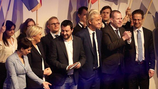 Facebook-Werbung zur Europawahl: So viel gaben die Parteien europaweit aus