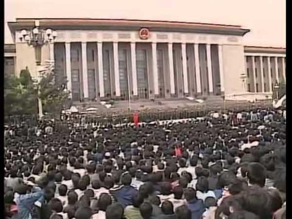 Doku zum Tiananmen-Massaker: The Gate of Heavenly Peace
