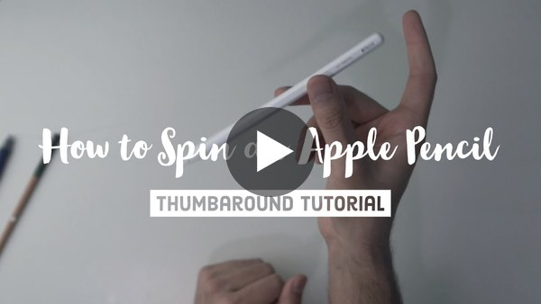 How to Spin an Apple Pencil - Pen Spinning Tutorial (2019)
