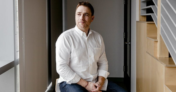 As Slack Prepares to Go Public, Its C.E.O. Is Holding His Tongue
