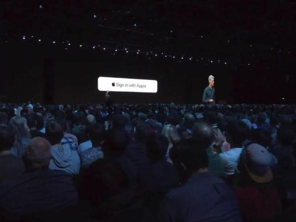 WWDC 2019: Apple announces 'Sign in with Apple' feature, Cook says aim is to advance privacy protections