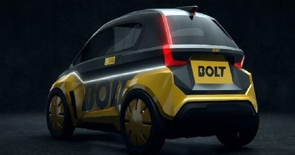 Usain Bolt launches Nano- electric 2 seater for intra-city travel