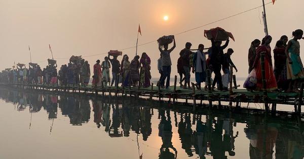 Pollution & sand mining shift Ganga away from Patna