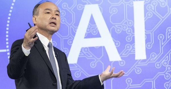 SoftBank Faces Challenges Raising Latest $100 Billion Fund
