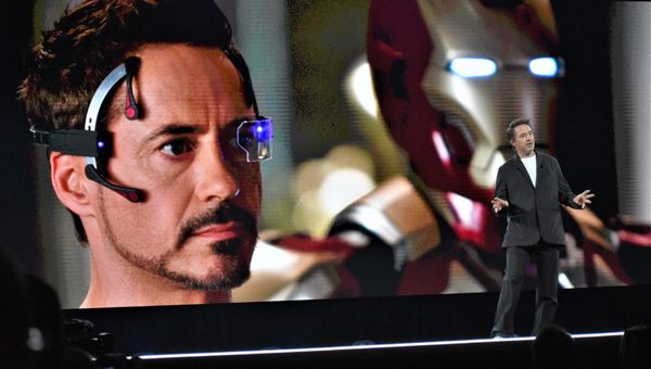 At Amazon's re:MARS fest, Iron Man actor Robert Downey Jr. unveils campaign to clean up the planet