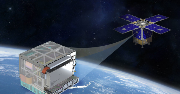 NASA is Launching a GPS System for Space