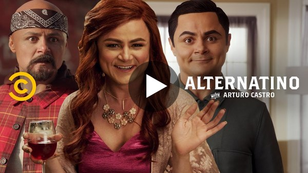 6) Alternatino with Arturo Castro - Official Trailer