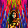 Wonder Woman 1984 poster toont Gal Gadot in nieuwe armor - WANT