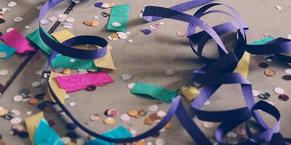 Milieuvriendelijke glitters, confetti en ballonnen - EventGoodies