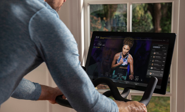 Connected bike and treadmill-maker Peloton files confidentially for IPO