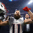 """Showtime's next documentary is """"100%: Julian Edelman,"""" co-written and executive produced by Edelman's business partner"""