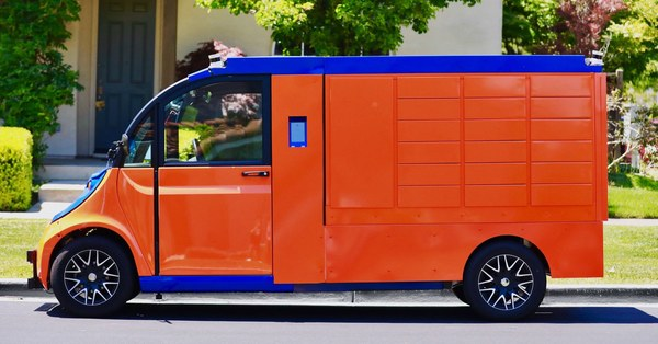 This Startup Wants to Remake the Last Mile of Parcel Delivery
