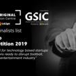 Startup Competition 2019 – 25 pre-finalists are chosen - GSIC
