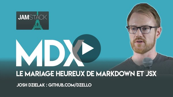 Josh Dzielak — MDX, authors, and richer JAMStack content