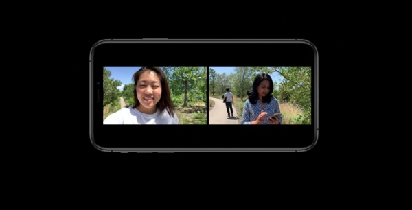 Multi-cam support in iOS 13 allows simultaneous video, photo, and audio capture