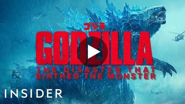 How A Fishing Boat Disaster Created 'Godzilla'