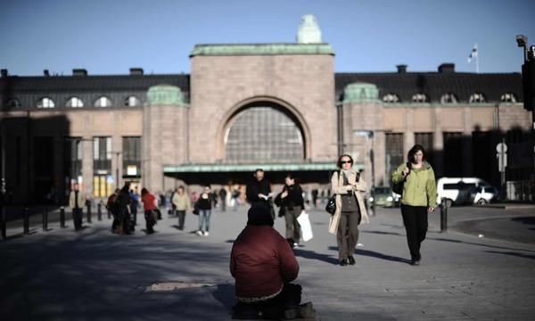 Wie Finnland die Obdachlosigkeit erfolgreich bekämpft